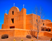 Church at Santa Ana, NM